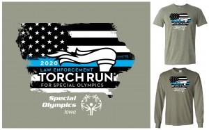 Torch Run Supporter 2020