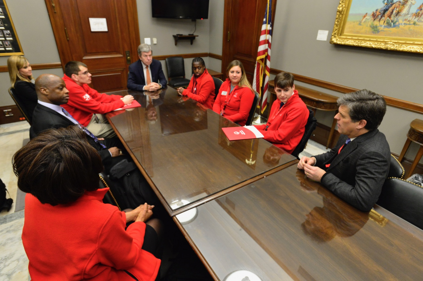 Special Olympics Capitol Hill Day 2018